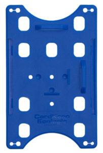 Blue Ecologic Open Faced Card Holder