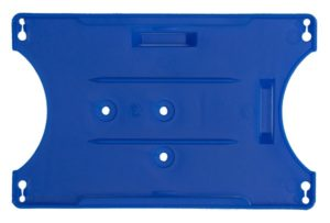 Blue CK Successor Open Face Card Holder