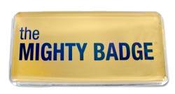 Medium mighty badge