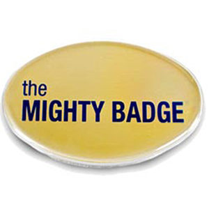 Mighty Badge