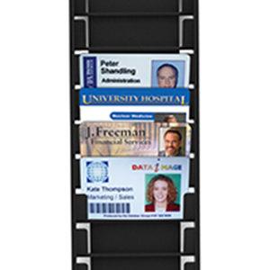 Badge Racks & Cases