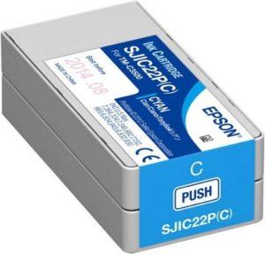 Cyan cartridge for TM-C3500