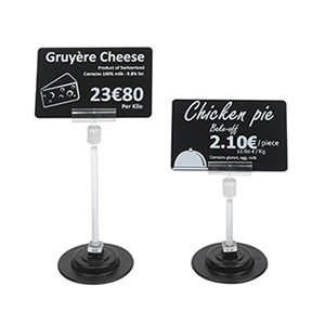 Food Price Tag Accessories (food contact compliant)
